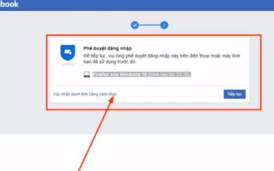 Hướng dẫn mở khoá tài khoản facebook bị xác minh danh tính